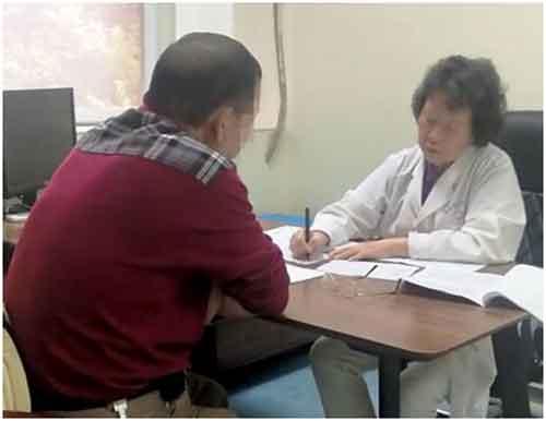 上海市传染病医院金晓燕教授:12月,与河南肝病患者一起创造康复奇迹