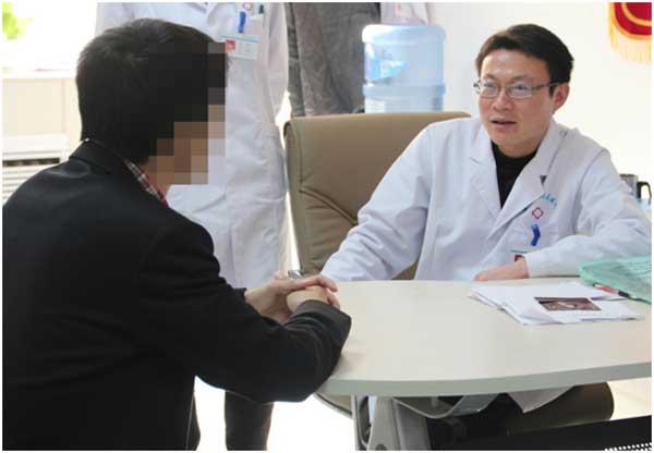 肝不硬了!患者临床应用专利软肝术 成功逆转肝硬化