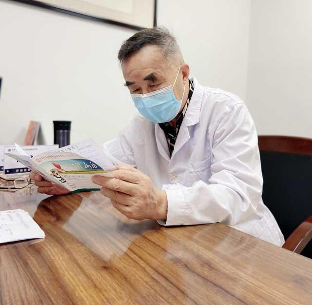 河南省医药院肝病名医携手上海肝病专家联合会诊